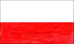 Polnischflagge