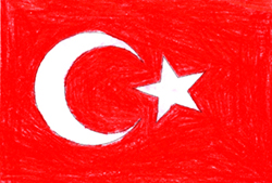 Türkischflagge